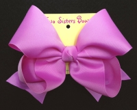 pixie pink bow